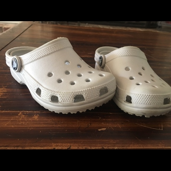 CROCS Shoes | Boys Or Girls Crocs Off